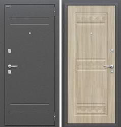Входня дверь Оптим Декор «Трио»