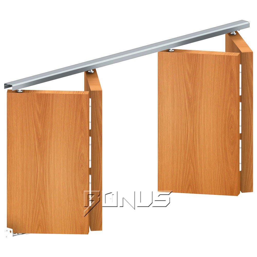 Складная дверь для шкафа